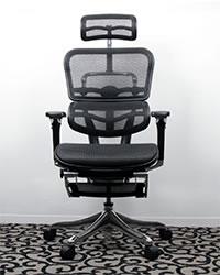高機能オフィスチェア Ergohumanのイメージ
