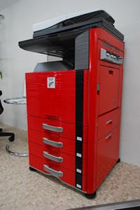 デザインコピー対応中古カラー複合機 MX-2310Fのイメージ