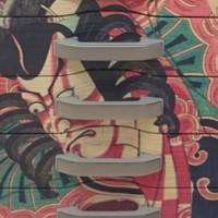 歌舞伎デザインコピー機