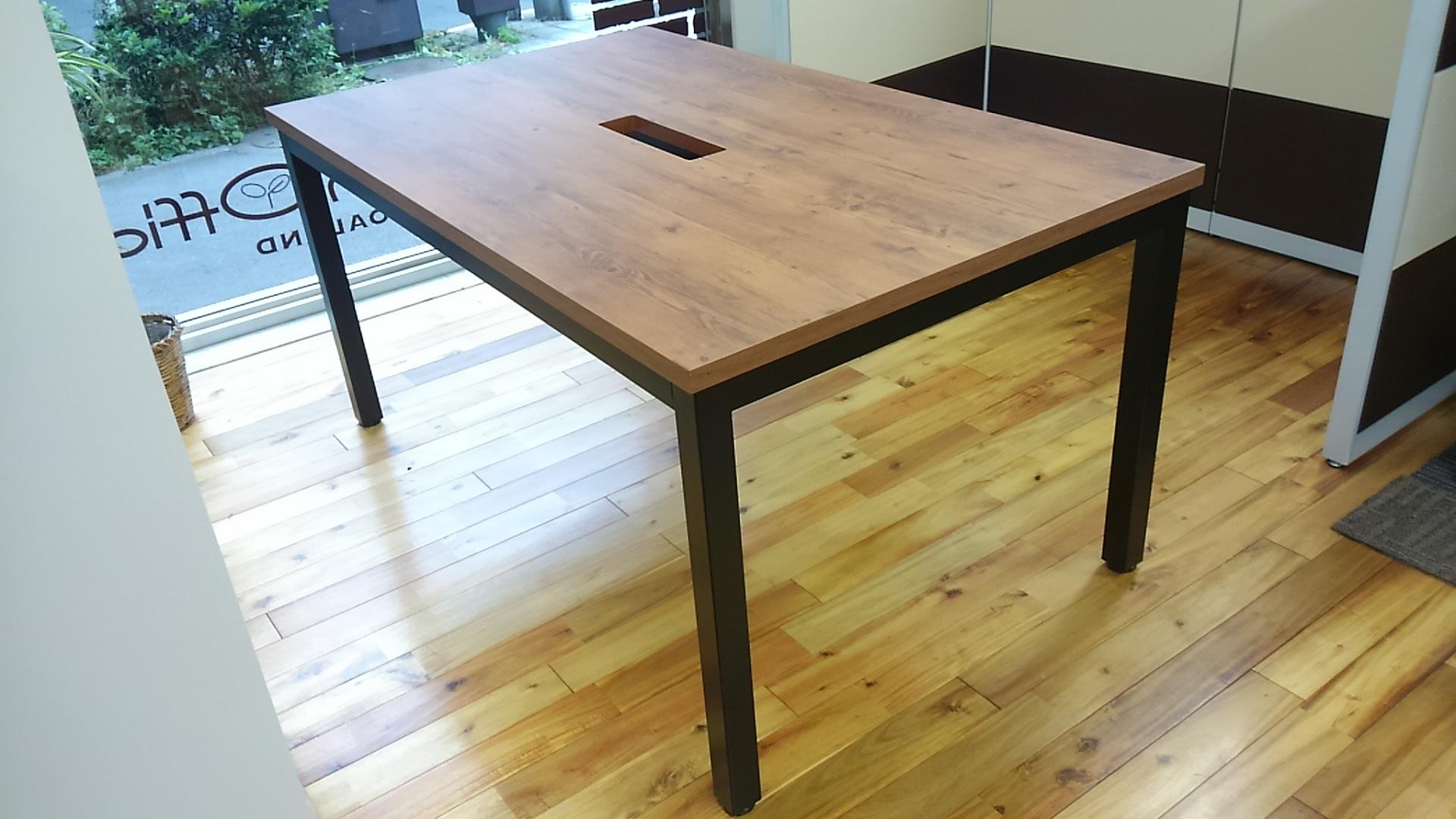 最大14名掛あり】itoki製中古大型ミーティングテーブルが3台入荷