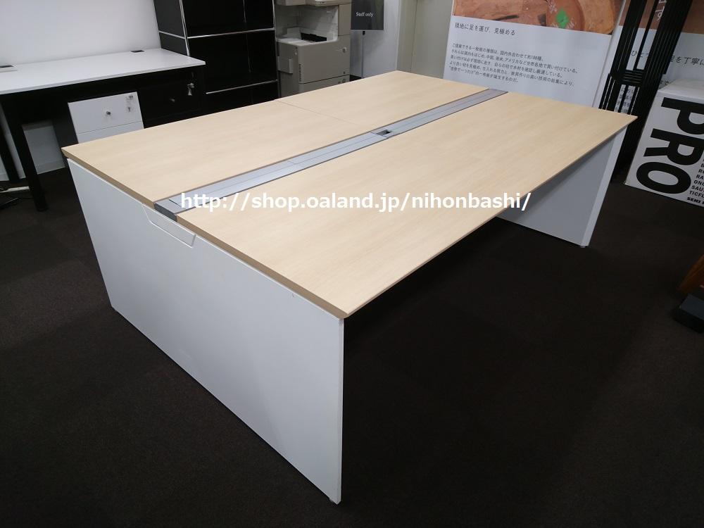 【中古品】オカムラ製 フリーアドレスデスク