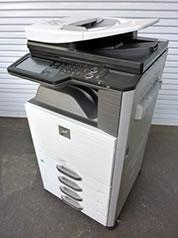 人気No.1!!! 中古カラー複合機 SHARP MX-2310Fのイメージ