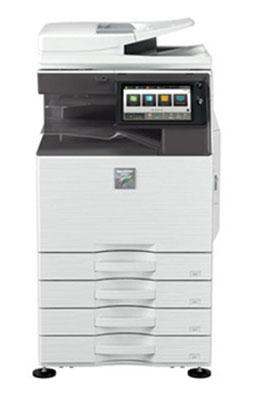 カラー複合機リース SHARP MX-2650FNのイメージ
