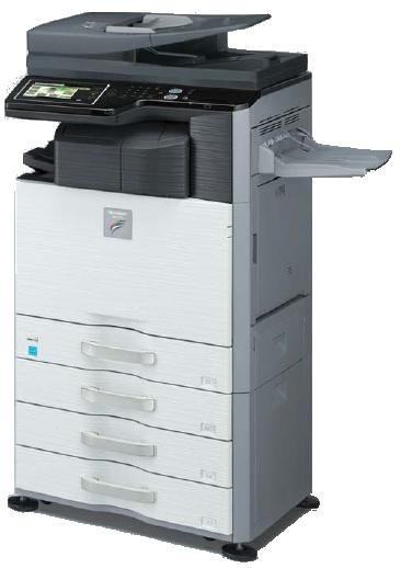 カラー複合機リース SHARP MX-2514FNのイメージ