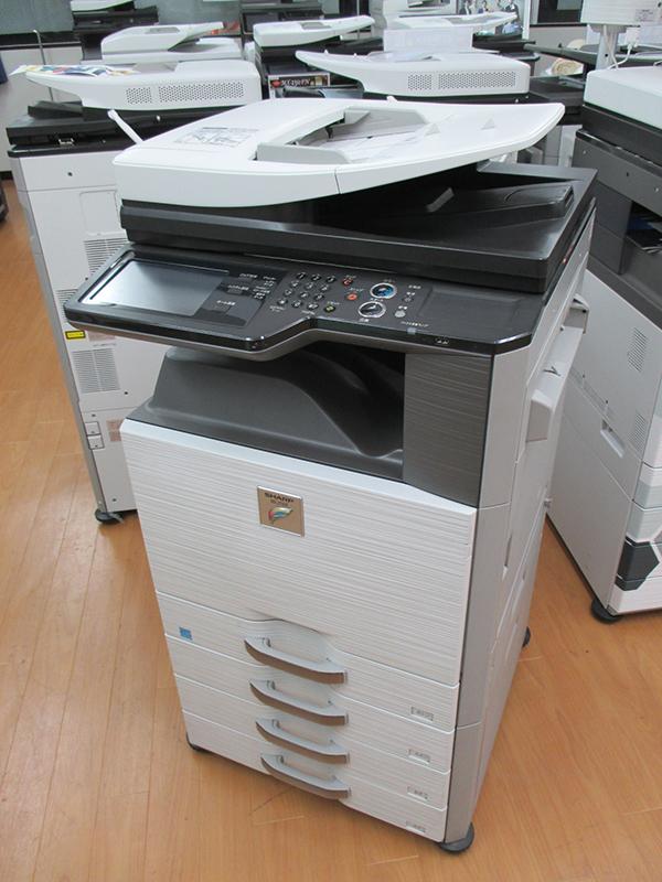 中古カラー複合機 SHARP MX-2310Fのイメージ