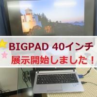 BIGPAD01